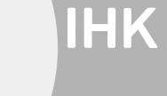 IHK-Logo grau