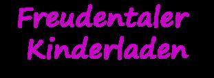 Logo Freudentaler Kinderladen